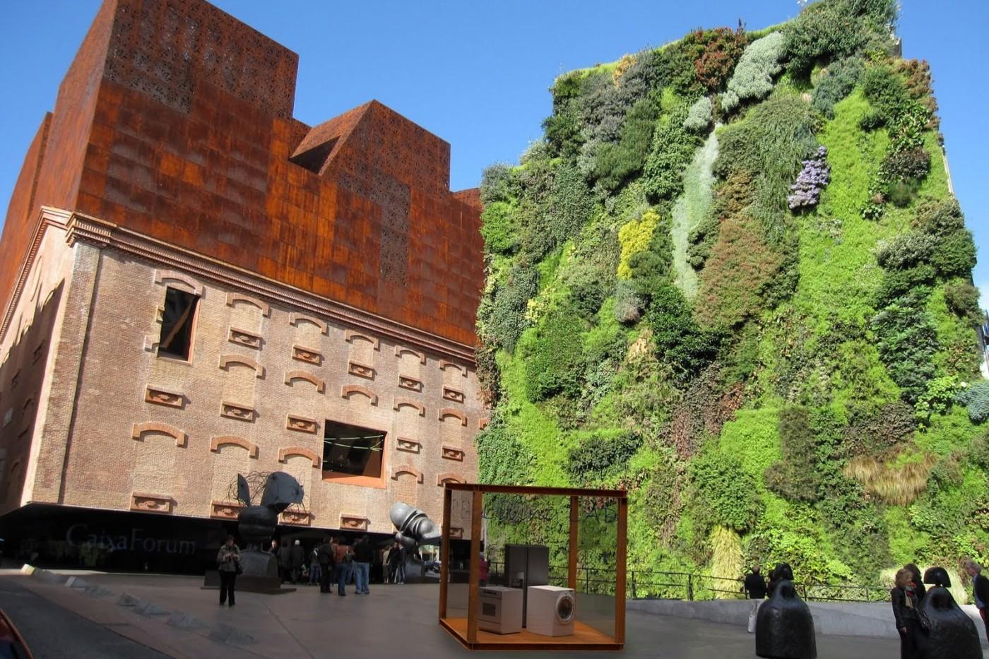 Caixa Forum de Madrid