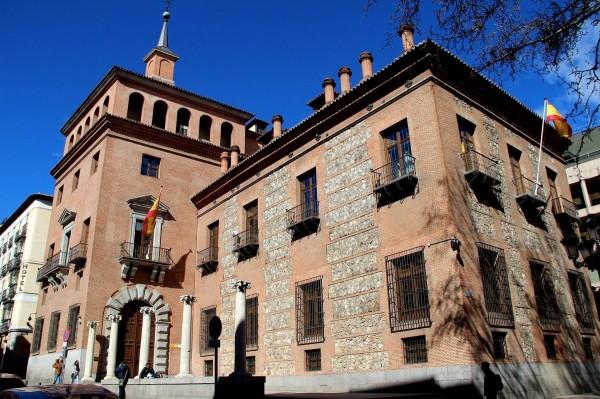 Casa de 7 chimeneas