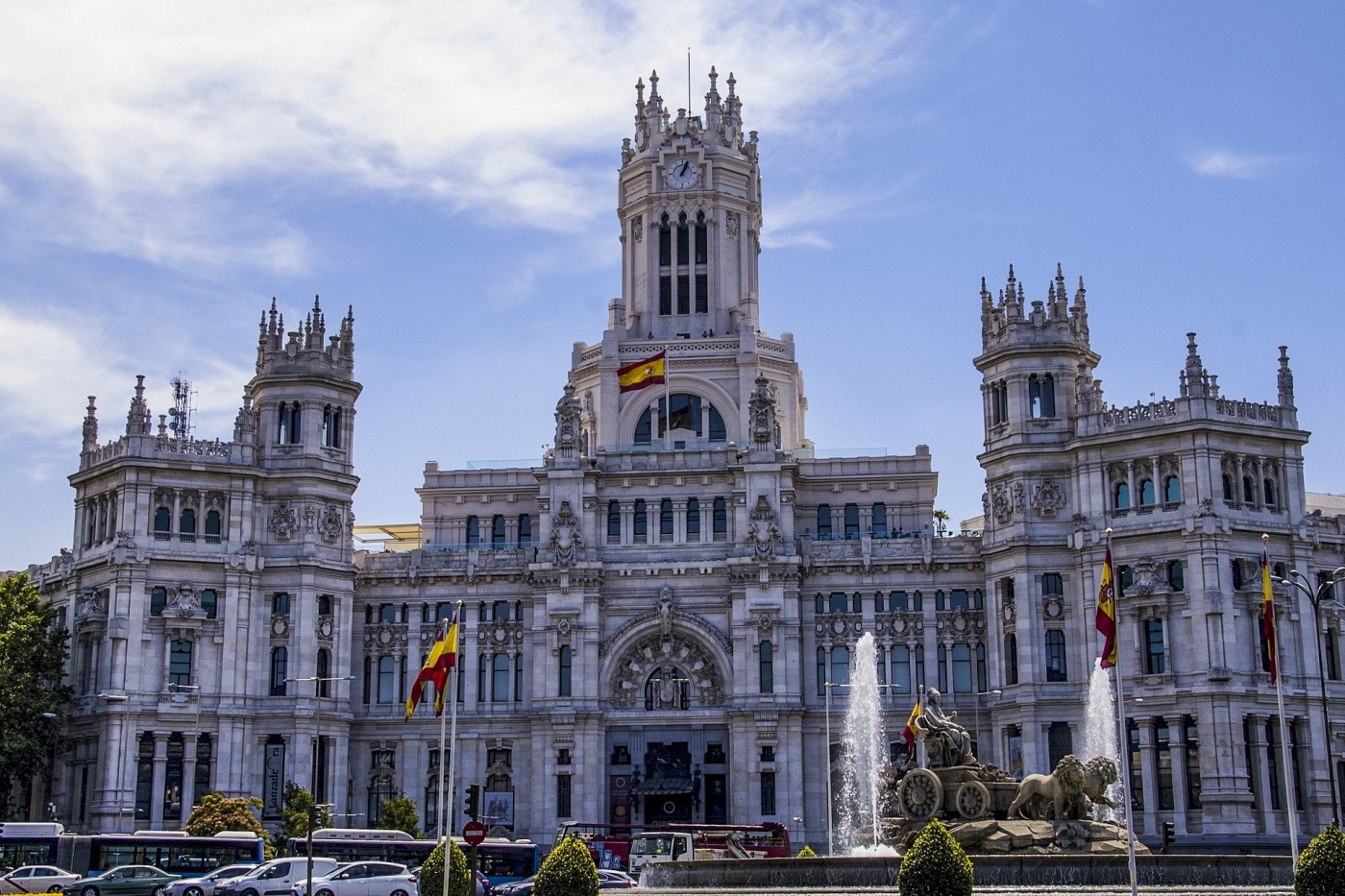 La villa de Madrid