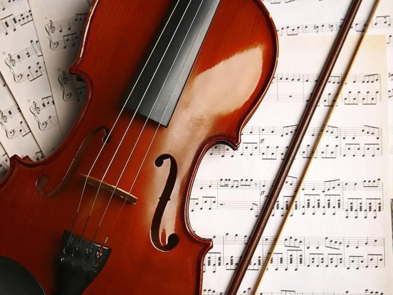 Violinista de Ciudad Universitaria