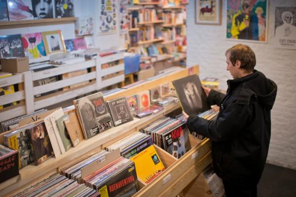 Tienda de música Madrid Rock